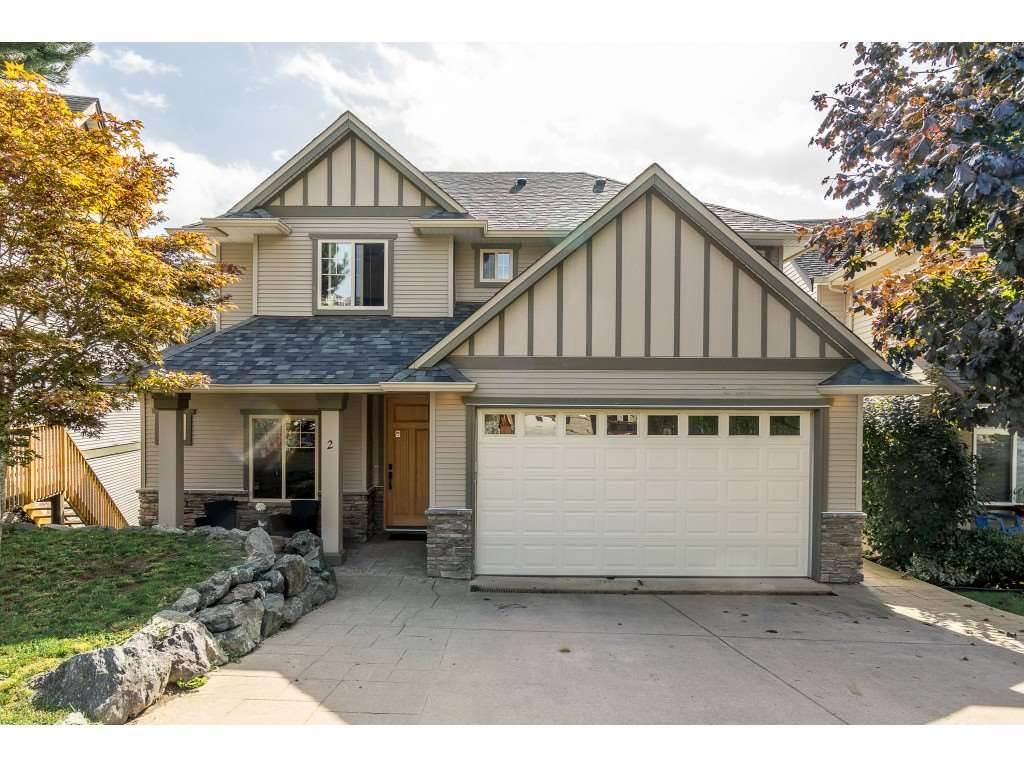 2 45957 SHERWOOD DRIVE, sardis, British Columbia
