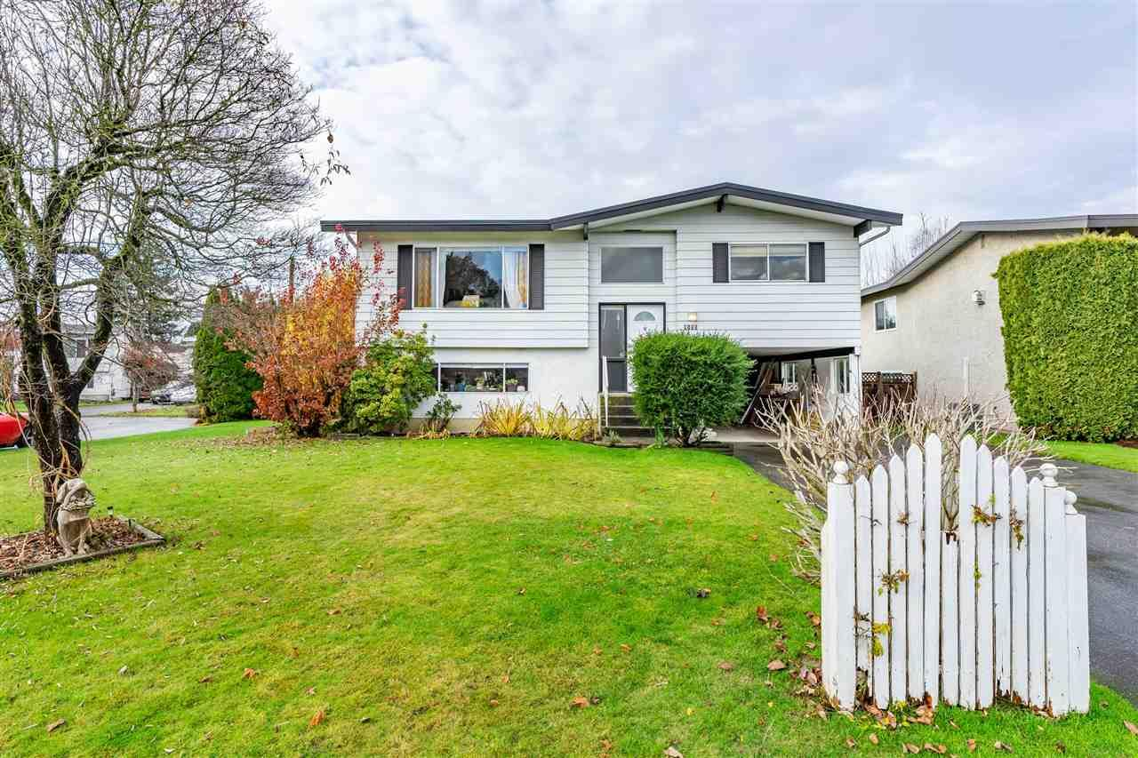 9155 ARMITAGE STREET, chilliwack, British Columbia
